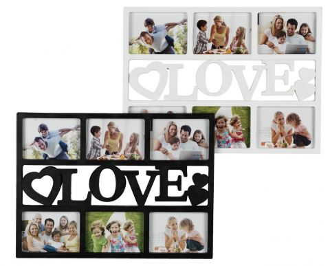 Picture frame AUGUSTUS 46x34cm wletters