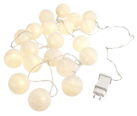 String light KAARE white w/20LED