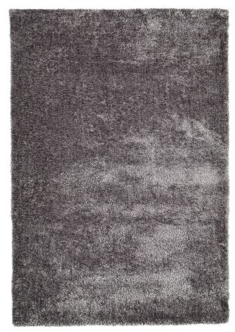 Rug BIRK 200x300 light grey