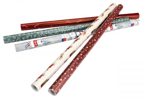 Wrapping paper MAGNESIT FSC ass