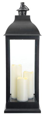 Lantern ANKA LED W24xL24xH71 black