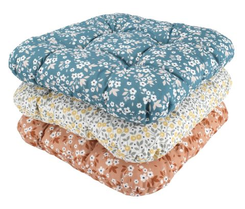 Cushion chair seat ODDERMOSE assorted