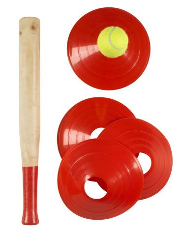 ..Game ORRE baseball w/4 cones+ball