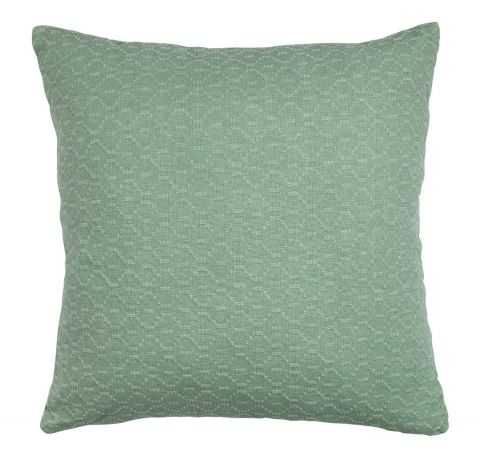 ..Cushion BRANNULL 45x45 washed green